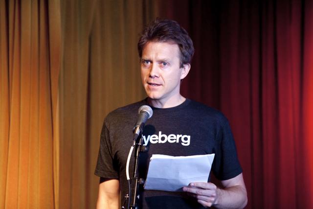 Erik Rutherford Editor