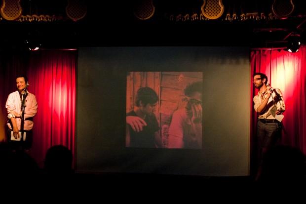 Davies&Krishtalka - Ryeberg Live Toronto