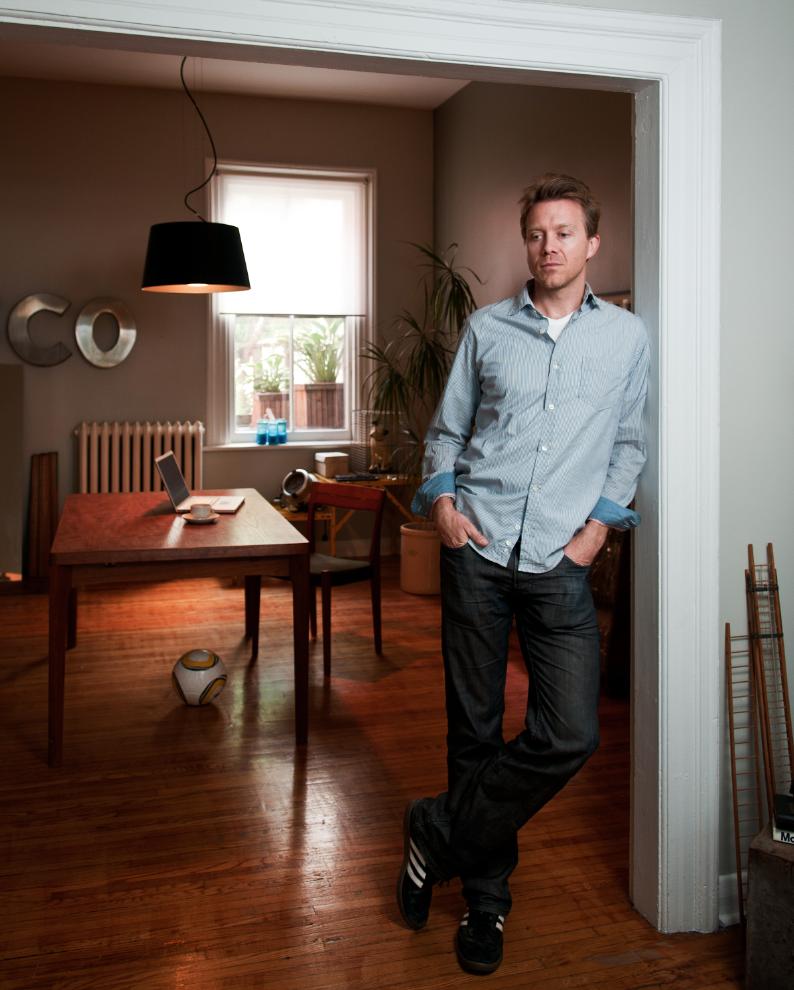 Erik Rutherford Ryeberg Editor (photo by Eugen Sakhnenko)